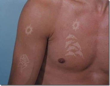 Tatuajes solares