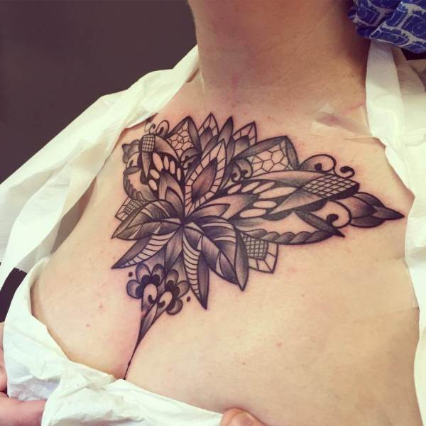 20 Tatuaje Rosas En El Pecho Pictures And Ideas On Meta Networks