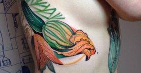 Flor de calabza por By Peter Aurisch