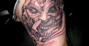 Last Rites Tattoo