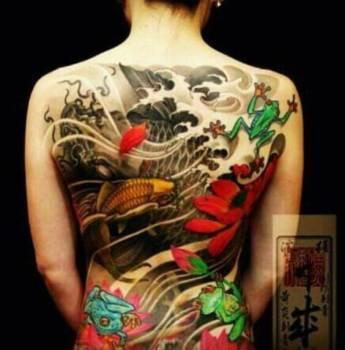 Tatuajes japoneses4