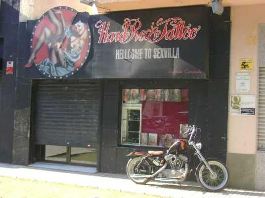 Hard Rock Tattoo