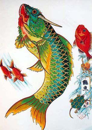 Tatuajes Japoneses Tradicionales Diseños Y Simbólicos Tatuajes Y
