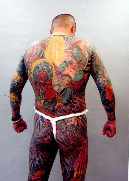 Tatuajes Japoneses Yakuza 3 Tatuajes Y Tattoos
