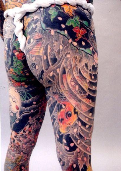 Tatuajes Japoneses Yakuza 5 Tatuajes Y Tattoos