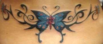 Modelos De Tatuajes Para La Espalda Baja Para Mujeres Tatuajes Y