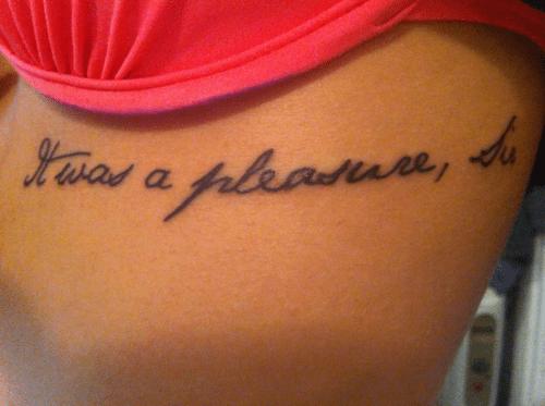Fotos De Tatuajes Con Frases Cortas Tatuajes Y Tattoos