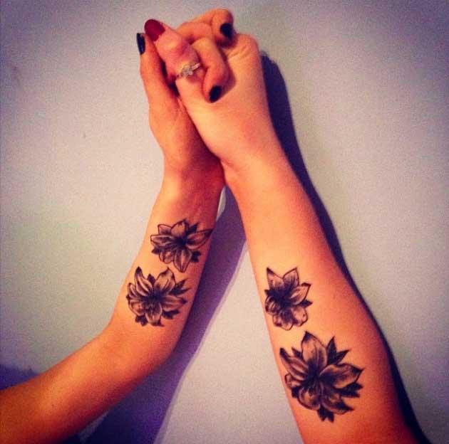 Los Mejores Tatuajes Para Los Mejores Amigos Tatuajes Y Tattoos