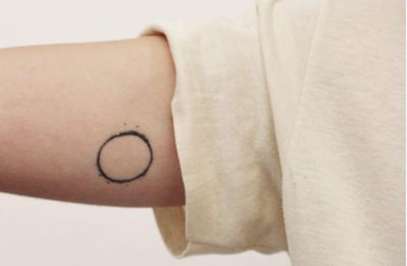 Tatuajes De Círculos Y Su Significado