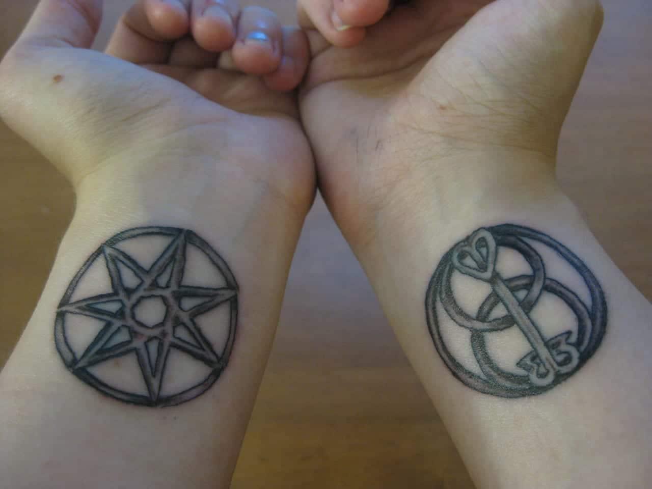 Tatuajes Paganos Y Wiccanos