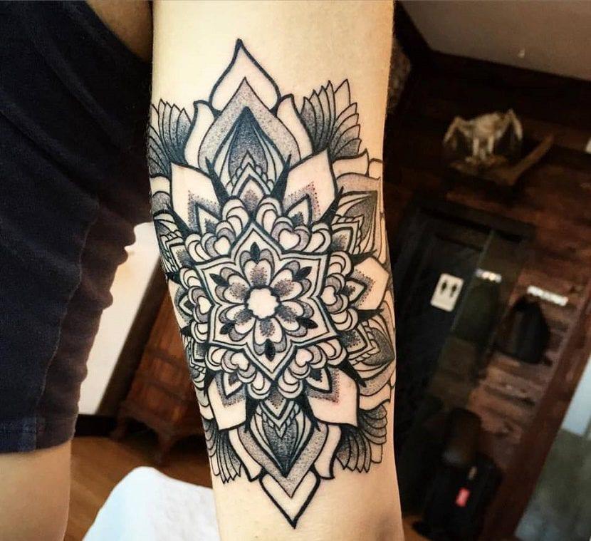 Tatuajes Mandalas Para Hombres