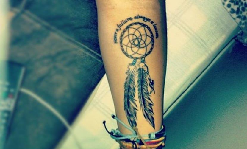 Tatuajes De Atrapasueños Significado Y Simbolismo