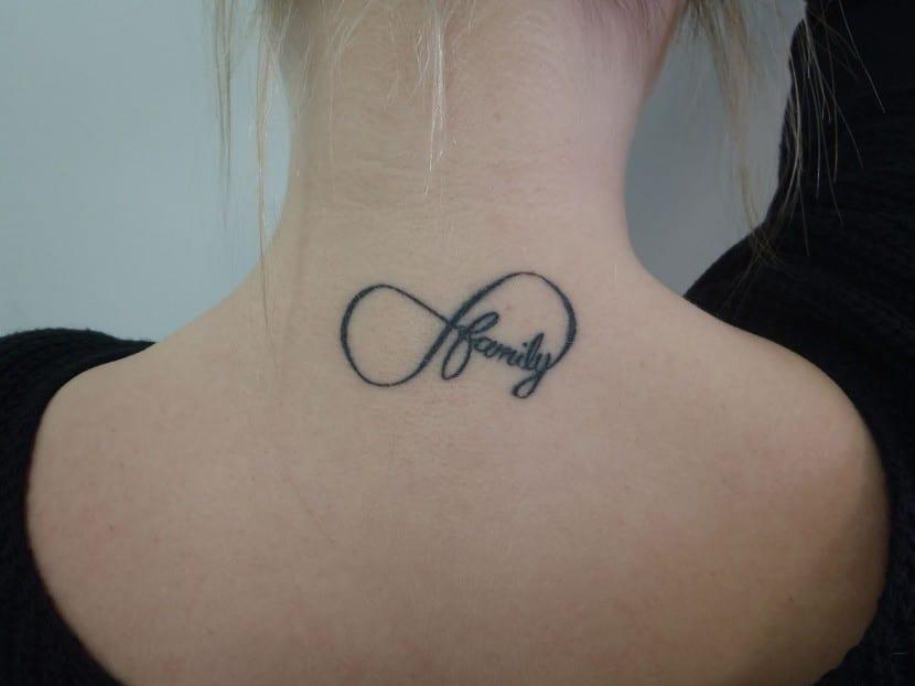 Los Tatuajes De Infinito Con Nombres