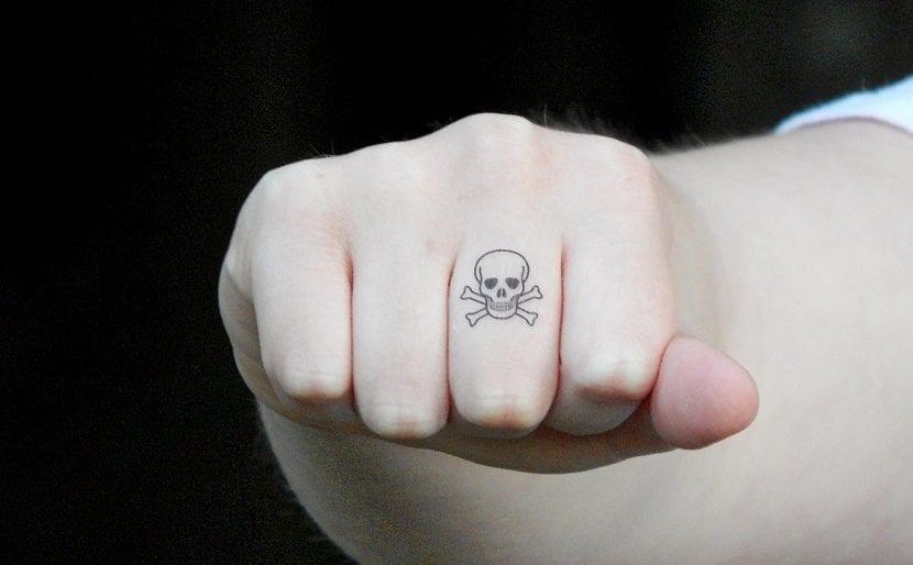 Tatuajes De Calaveras Pequeñas