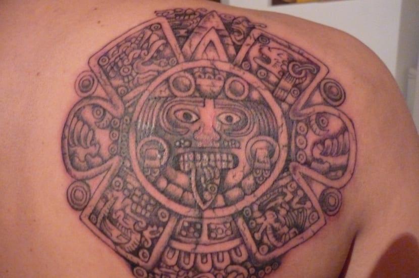 Símbolos Aztecas Y Su Simbolismo Para Los Tatuajes