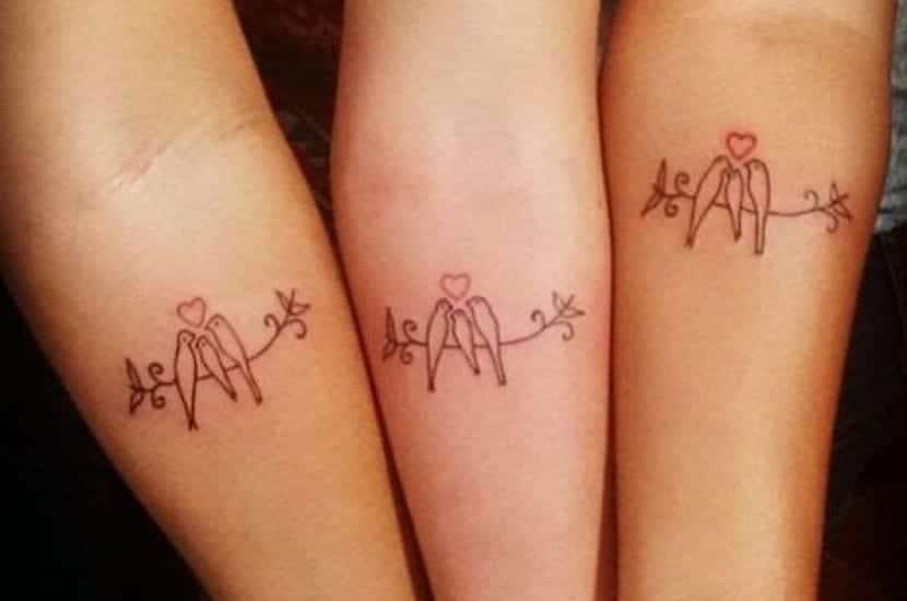 Tatuaje Que Signifique Unión Entre Dos O Más Personas