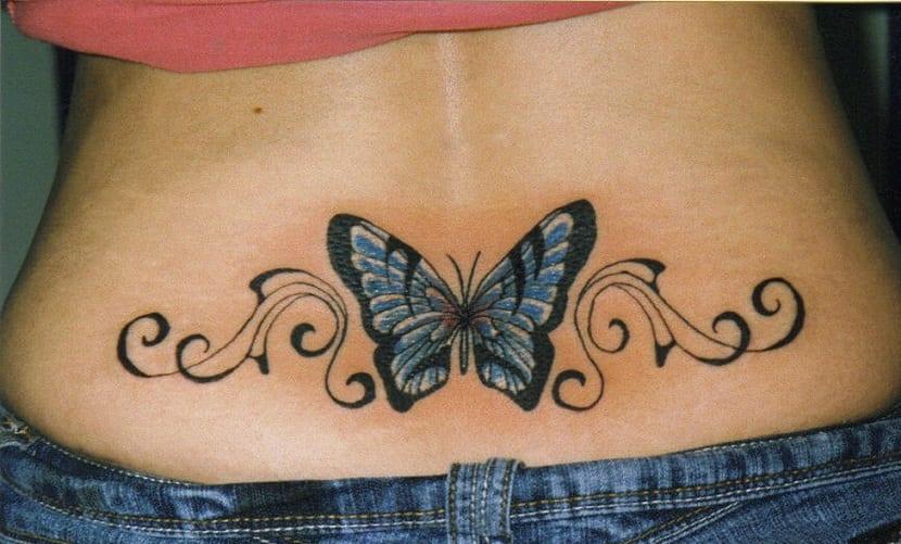 Tatuajes En La Espalda Baja Significados Consejos E Ideas