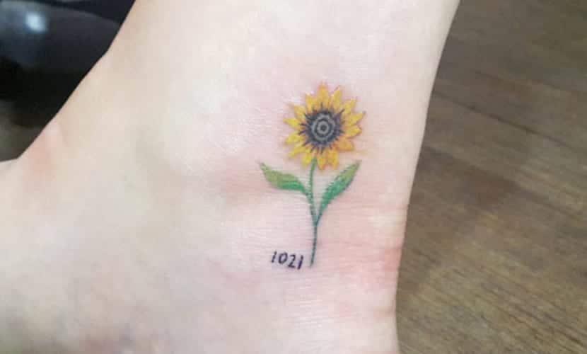 Qué Significan Los Tatuajes De Girasoles Qué Significan Los