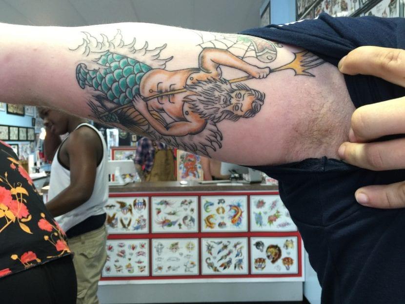 Tatuajes De Dioses Europeos Tres Grandes Inspiraciones