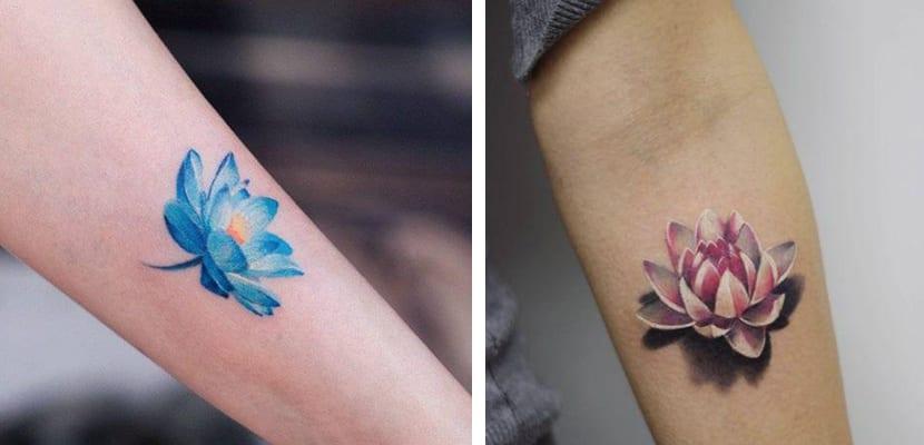 Tatuajes Que Se Inspiran En La Flor De Loto De La Cultura Hindú
