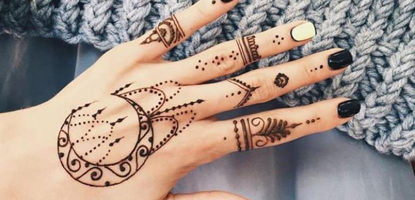 Descubre Los Tatuajes Temporales De Henna