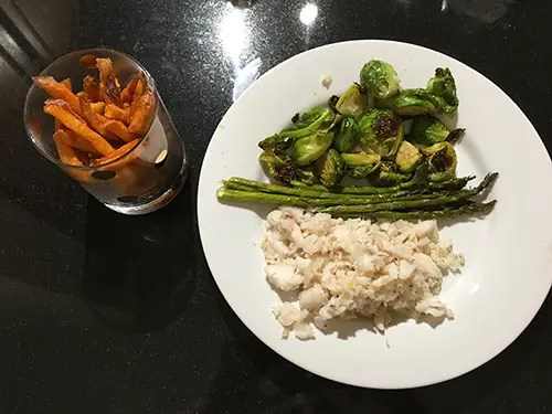 My Dairy-Free Month