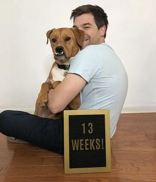 Baby on the Run: Week 13
