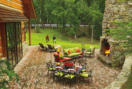 North Carolina Outdoor Furniture and Accessories Home
