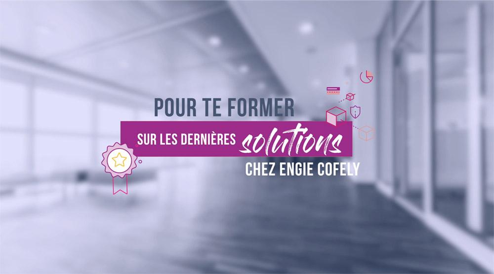 Charlotte Casters Tatziki - Motion Desin ENGIE Cofely