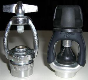Zwei INT-Adapter im Vergleich