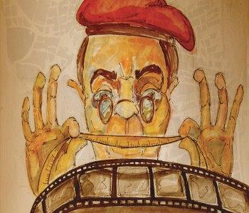 International Short Fiim Festival in Drama Poster