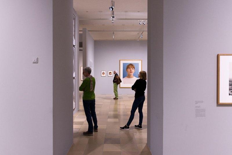 Ausstellung: Fotografien werden Bilder - die Becher-Klasse#1