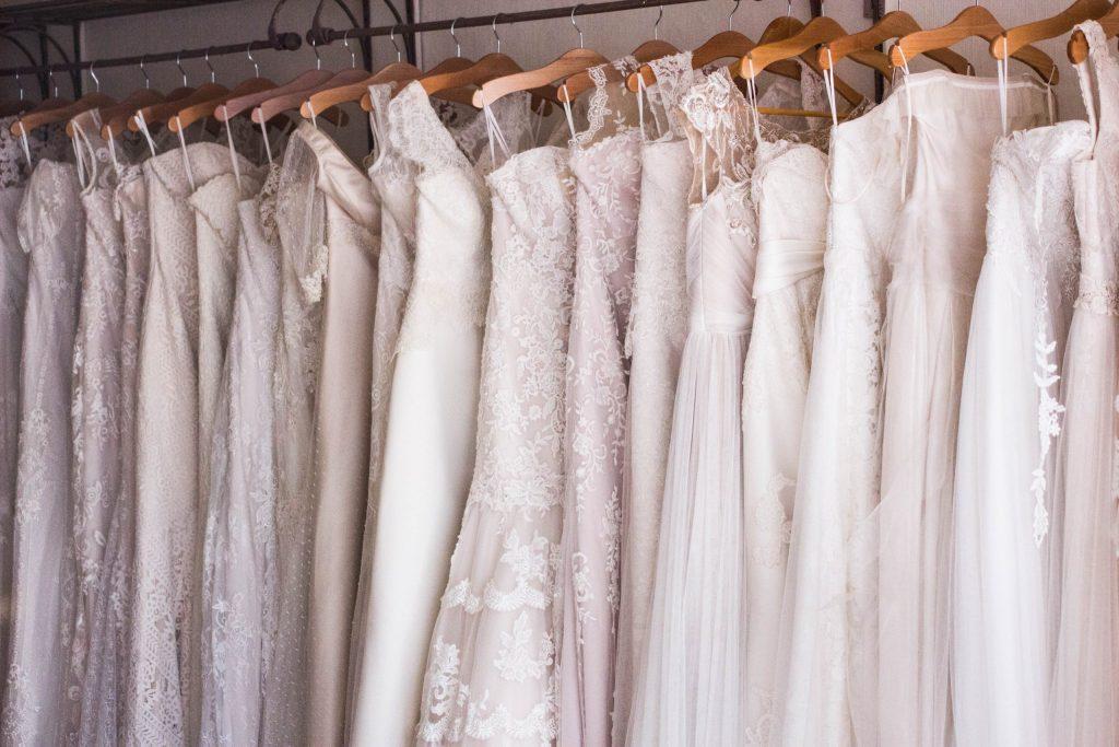6 Tips for wedding dress shopping
