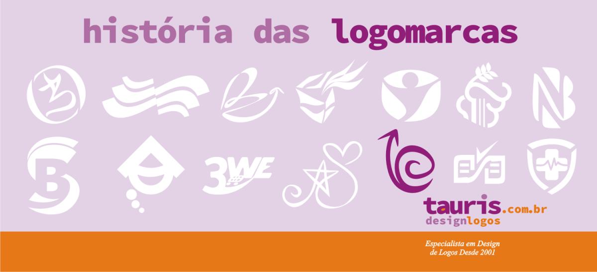 História das Logomarcas