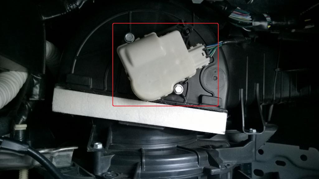 2006 Vw Jetta Driver Door Wiring Harness Driver Side Blows Cold Passenger Side Blows Hot Taurus