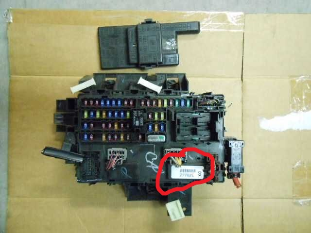 Ford Fusion Fuse Box Lid 2013 Taurus Limited Factory Set Keyless Code Where