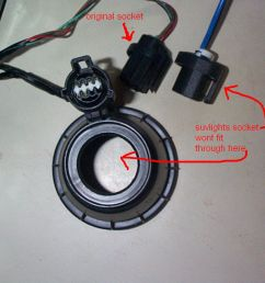click image for larger version name taurus headlight wiring harness jpg views 4484 size 164 6 [ 1152 x 864 Pixel ]