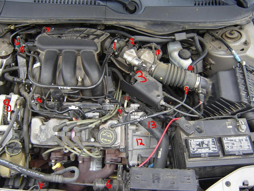 2004 ford taurus engine diagram single phase distribution transformer wiring need help labeling a gen 4 vulcan car
