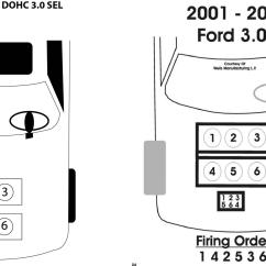 Ford Spark Plug Wire Diagram Electrical Building Construction Wiring Diagrams 3 0l Duratec 36