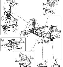2000 ford taurus rear suspension diagram wiring diagram third level 2000 ford taurus suspension diagram [ 984 x 1242 Pixel ]