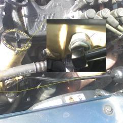 2000 Ford Taurus Engine Diagram Kenwood Stereo Deck Wiring Power Steering Pressure Hose - Car Club Of America : Forum