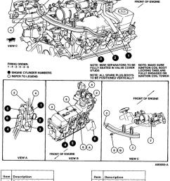 1991 ford taurus engine diagram wiring diagram option 1991 ford taurus engine diagram [ 959 x 1200 Pixel ]