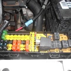 2006 Ford Ranger Fuse Diagram 7 Pin Trailer Plug Wiring South Africa Radiator Fans Not Turning On - Taurus Car Club Of America : Forum