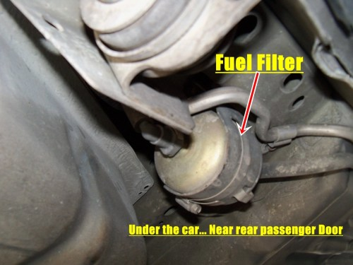 small resolution of 2000 hyundai sonata fuel filter location