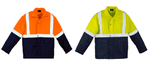 Reflective High Visibility Jackets