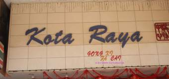 KOTA RAYA MALL: WHERE YOU CAN FIND ALL YOUR FILIPINO NEEDS IN MALAYSIA!