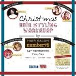 Isetan x Vivi Christmas Styling Event
