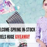 Oasap Welcome-Spring In-Stock Apparels Huge Giveaway! (Closed)