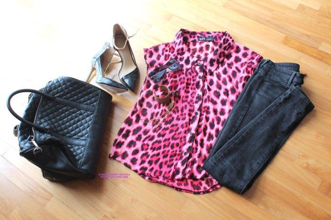 #fashiontravelswwwtauyanmcom #pink #roar #katyperry