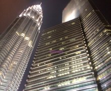 MERRY CHRISTMAS & A HAPPY NEW YEAR COUNTDOWN AT PETRONAS TOWERS 2012 + video
